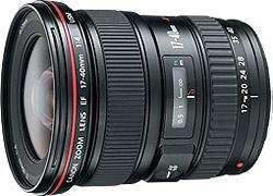 Canon EF 17-40 mm F/4.0 L USM