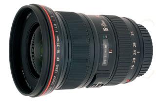 Canon EF 16-35 mm f/2.8 L USM II