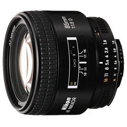 Nikon AF 85 mm f/1.8 D