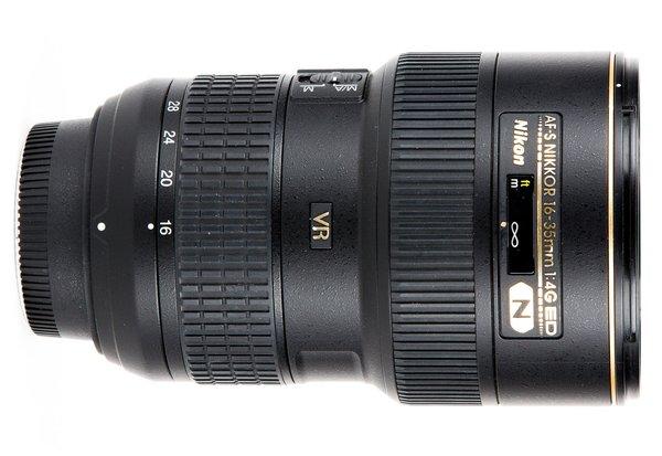 Nikon AF-S 16-35 mm F/4G ED VR